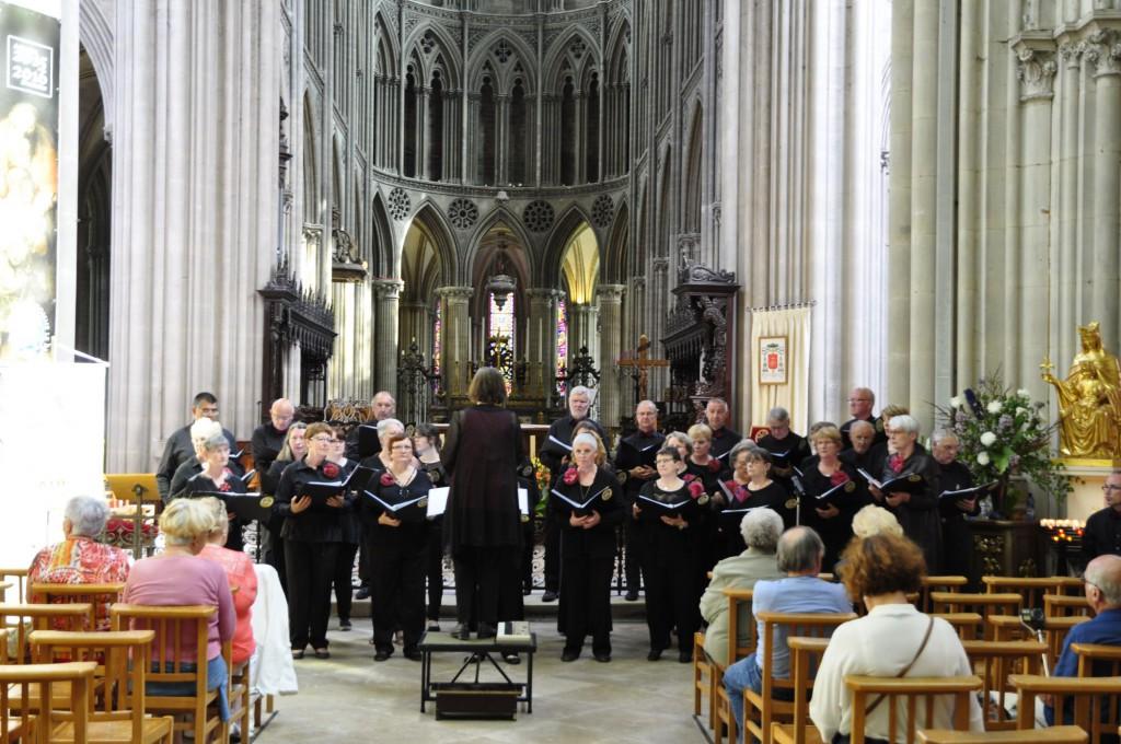 Concert en la Cathédrale de BAYEUX