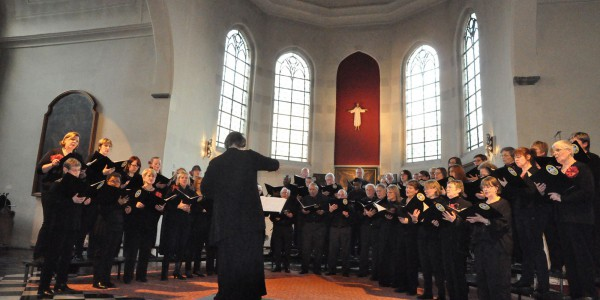 8 mars 2015 : Concert dans le cadre de ATH 1573 Mémoires pour l'Avenir.