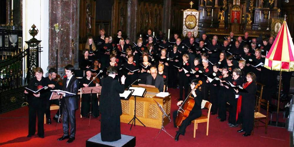 Concert de musique Baroque à  TONGRE NOTRE DAME