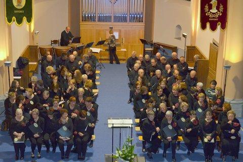 11 décembre 2015 : Concert de Noël à BOUVIGNIES