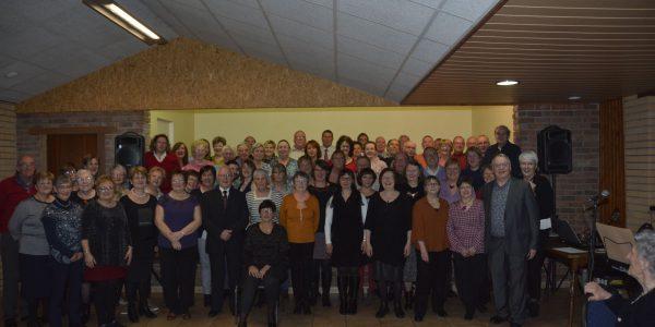 Banquet de Ste Cécile Janvier 2017