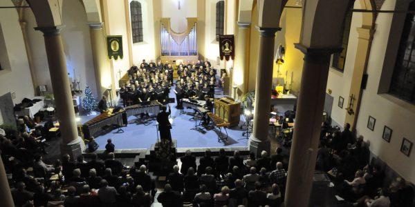 Concert de Noël Bouvignies 10 décembre 2016