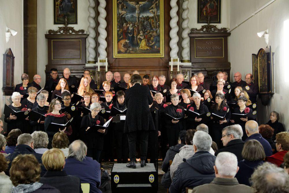 Concert de Noël à HAUTRAGE : 23 décembre 2017
