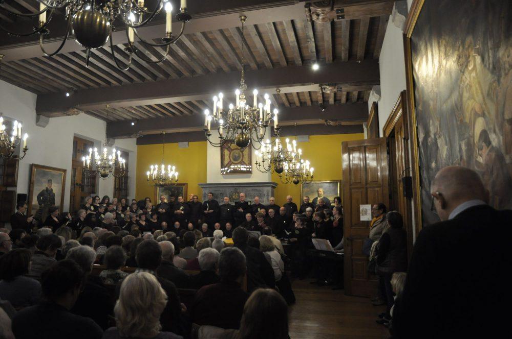 Foire d'Hiver : Concert à l'Hôtel de ville d'ATH :18 février 2017