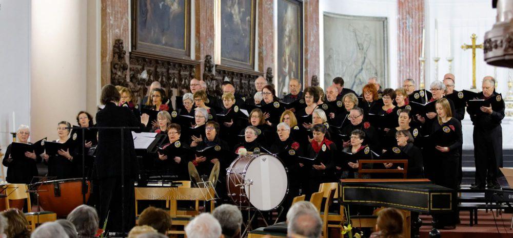 Concert d'Assemblée Générale d'A Cœur Joie Belgique : 18 mars à ATH