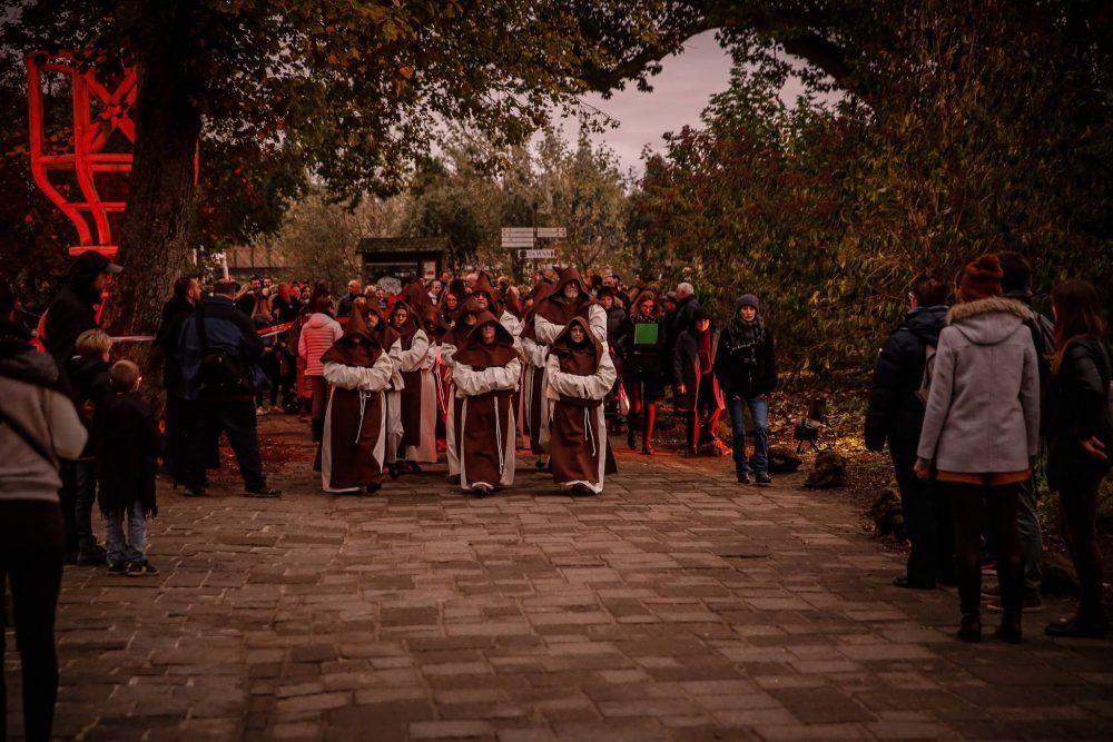 Prestations Halloween à Pairi Daiza : du 28 octobre au 3 novembre 2017… (cliquer sur chaque photo pour agrandir)