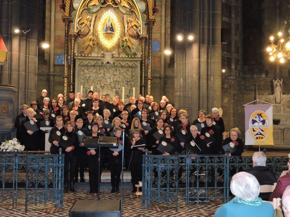"Concert ""GOSPEL"" à la Basilique de BONSECOURS : 17 novembre 2017"