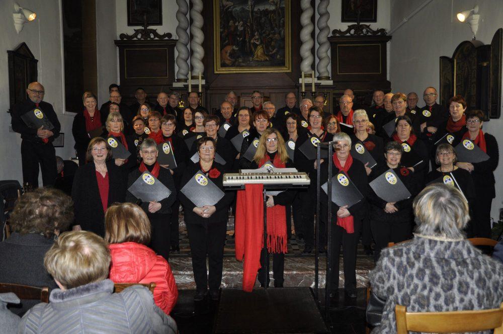 Concert de Noël en la chapelle du couvent d'HAUTRAGE : 22 décembre 2018