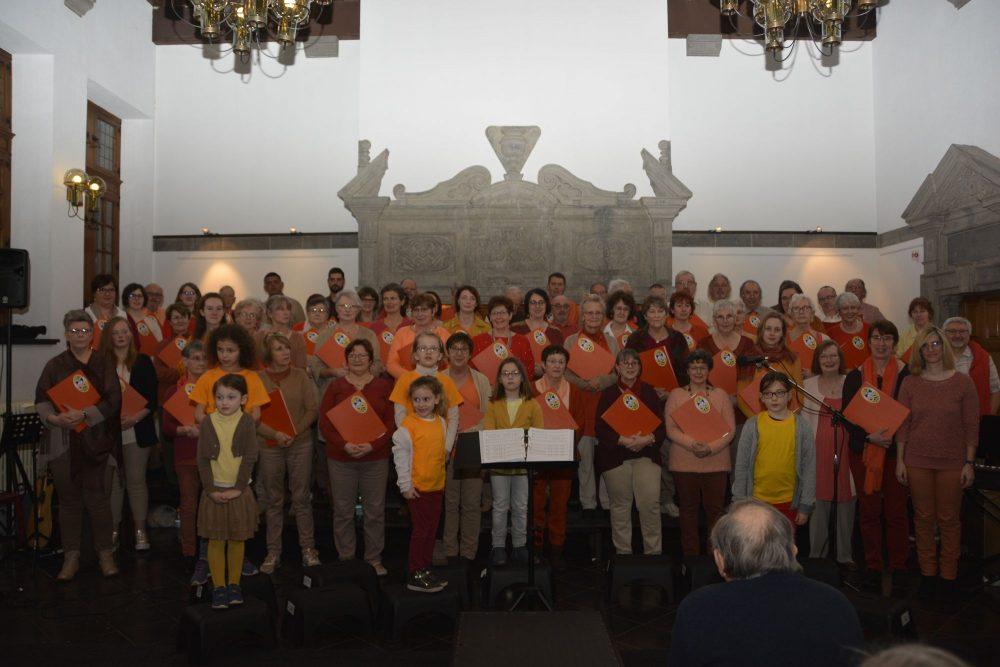 Concert de la foire d'Hiver d'ATH : 16 février 2019 à l'Hôtel de ville